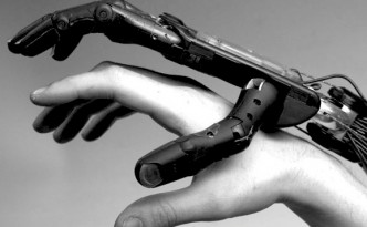 Shadow Robot's Dextrous Hand - from www.shadowrobot.com