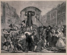 582px-Daniel_Defoe_is_standing_in_the_pillory_while_soldiers_have_Wellcome_V0041680.jpg